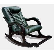 Массажное кресло-качалка EGO WAVE ELITE EG-2001 (цвет Малахит), фото 1