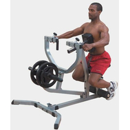 Тренажёр на свободных весах - Тяга сидя BODY SOLID GSRM-40, фото 1