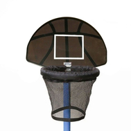 Баскетбольный щит с кольцом для батута DFC KENGOO BAS-H, фото 1