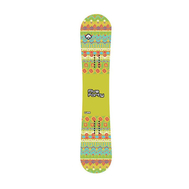 Сноуборд женский 540 Snowboards LUNA GREEN, фото 1