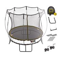 Батут SPRINGFREE R54SHAW с лестницей, корзиной для мяча, фиксаторами и колесиками, фото 1