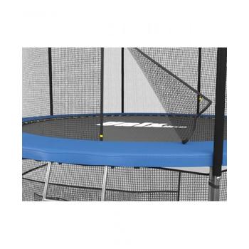 Большой батут с защитной сеткой UNIX LINE 12ft INSIDE Синий, фото 8