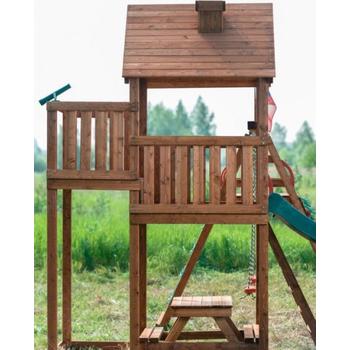 Модуль ВЫШЕ ВСЕХ Столик с лавочками, фото 4