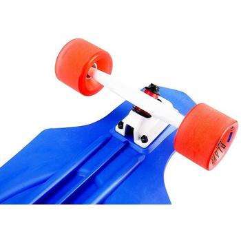 Лонгборд пластиковый PLAYSHION FS-PL001B (Синий), фото 5