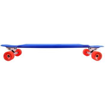 Лонгборд пластиковый PLAYSHION FS-PL001B (Синий), фото 3