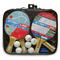 Набор теннисный START LINE LEVEL 100 (4 ракетки, 6 мячей, сетка с креплением), фото 1