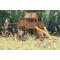 Игровая детская площадка - ВЫШЕ ВСЕХ ПОБЕДА СПОРТ, чердак с балконом, рукоход, горка, 2 качели, турник, фото 1